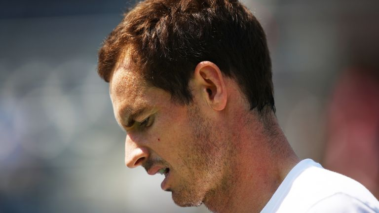 Andy Murray withdrew from the Brisbane International on Tuesday