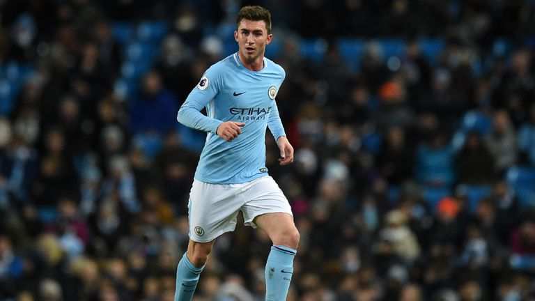 Man City defender Aymeric Laporte is yet to win a senior cap for France