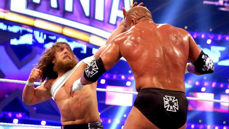 Is Daniel Bryan your choice as WWE's best wrestler of the past decade?