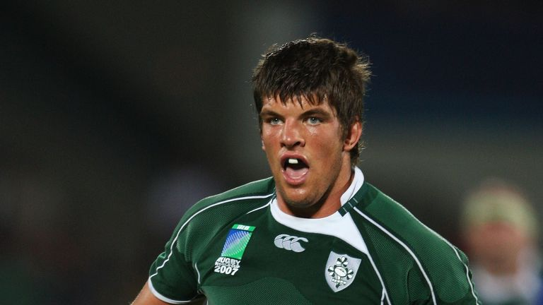 Ireland's 2007 World Cup campaign was the biggest low of O'Callaghan's career