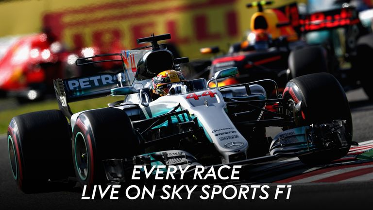 Formula 1 on Sky Sports - get the latest F1 news, results, standings, videos and photos, plus watch live races in HD and read about top drivers.
