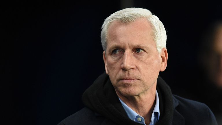 Alan Pardew's future is one of the items on the agenda as West Brom's chief executive flies to China to meet the club's owners