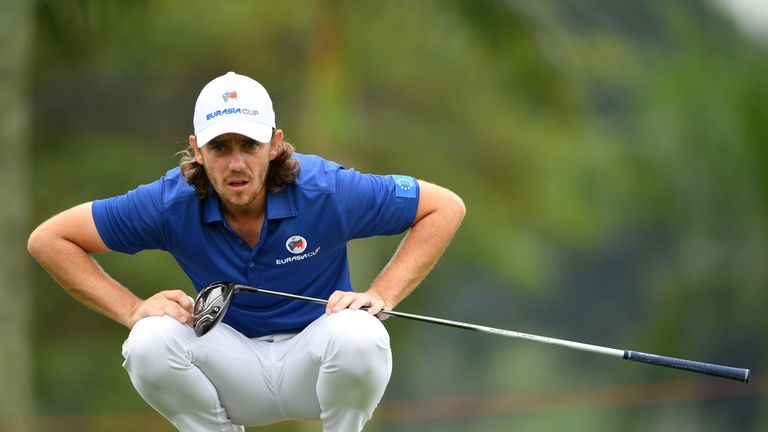 Tommy Fleetwood enjoyed a perfect winning record in Kuala Lumpur