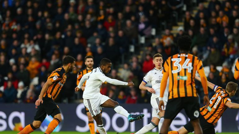 Sessegnon has a knack for being in the right place at the right time