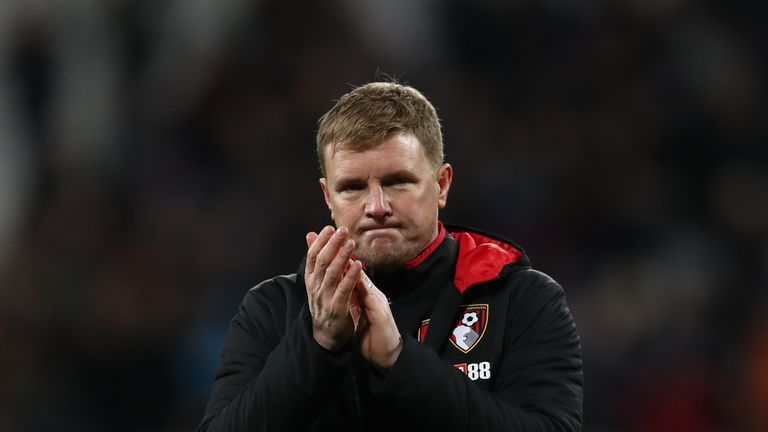 Bournemouth are yet to make any signings this month
