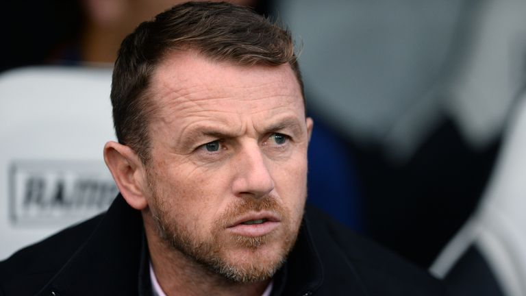 Rowett took charge at Pride Park as the successor to Steve McClaren