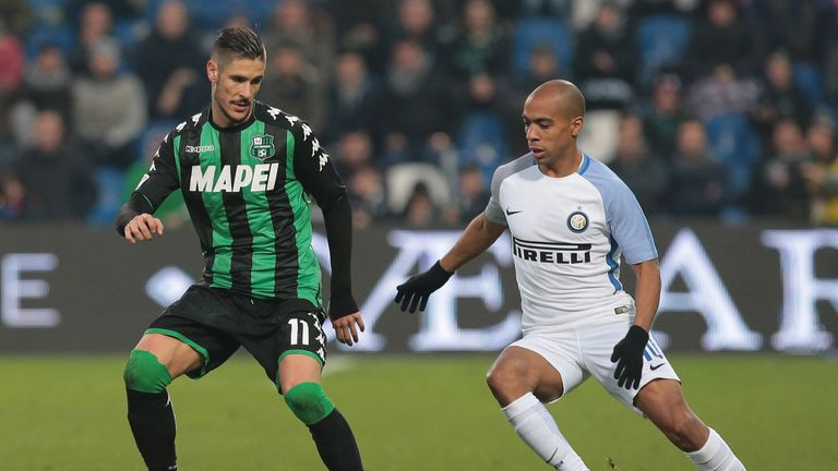 Joao Mario is set to join West Ham on loan