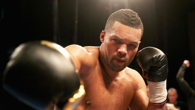 Joe Joyce has knocked out all of his opponents in his six fights as a professional