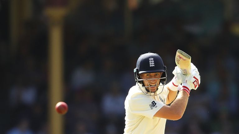 Root is targeting his first century of the series