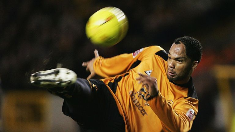 Lescott started his career with Wolves