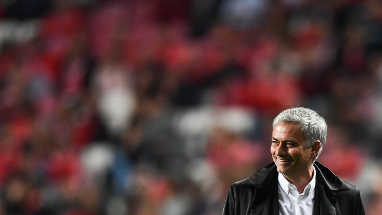 Jose Mourinho wants to make his stay at Manchester United a long one