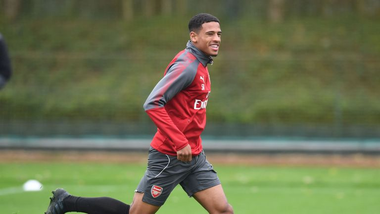 McGuane, 19, joined Arsenal at under-six level