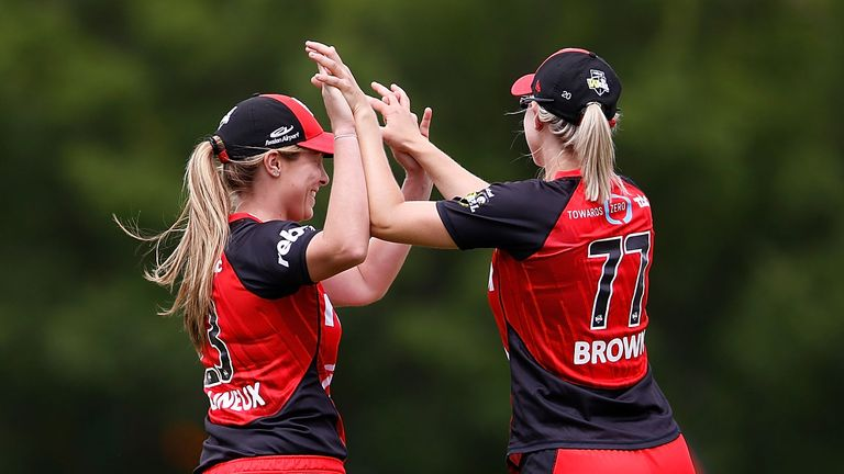 Renegades beat Sydney Sixers in a one-over eliminator