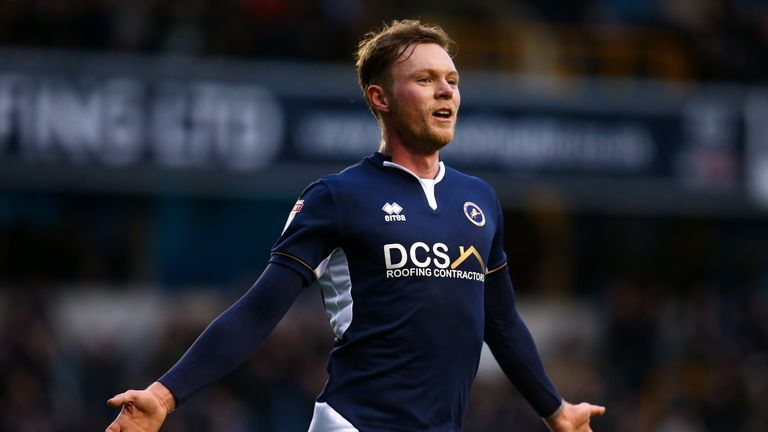 Aiden O'Brien scored twice as Millwall booked their place in the fourth round of the FA Cup with a 4-1 victory over 10-man Barnsley.