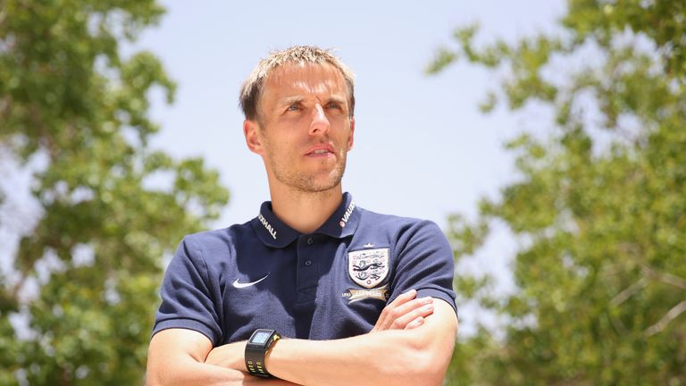 Neville had previously never held a senior managerial role
