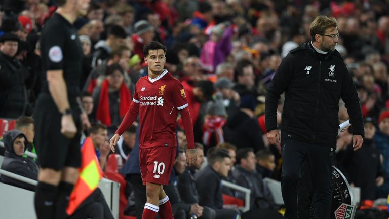 The Philippe Coutinho saga is set to continue