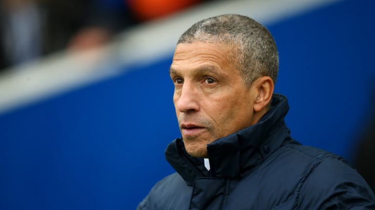 Chris Hughton believes Locadia will offer something different to the team