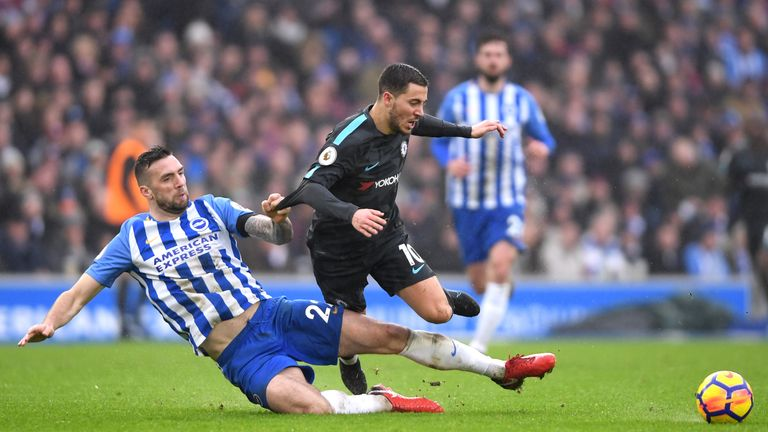 Brighton have struggled for league form in recent weeks