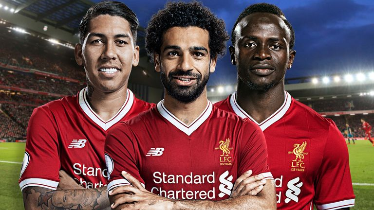 Liverpool trio Roberto Firmino, Mo Salah and Sadio Mane are all in World Cup action