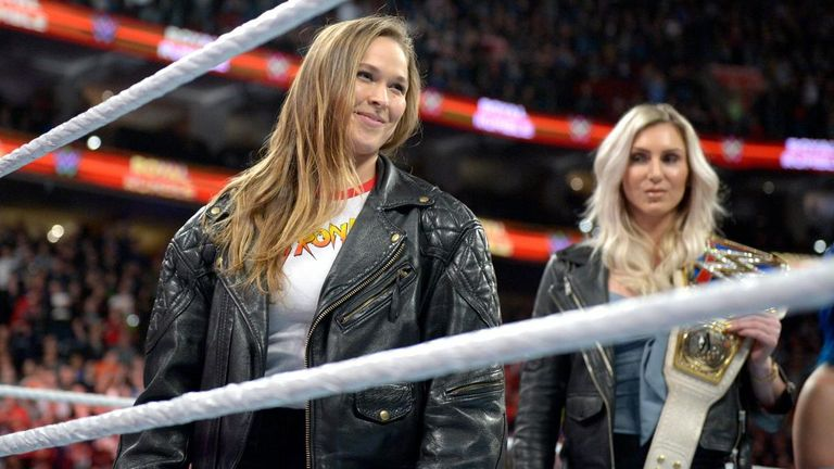 Ronda Rousey could make her WWE television debut on this week's SmackDown