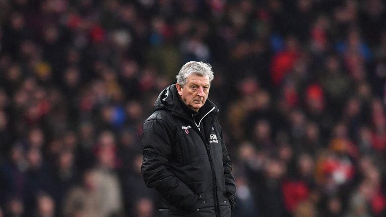 Roy Hodgson's side take on Newcastle on Sunday, live on Sky Sports