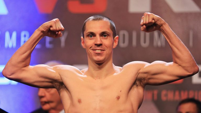 Quigg wants to be a two-weight champion