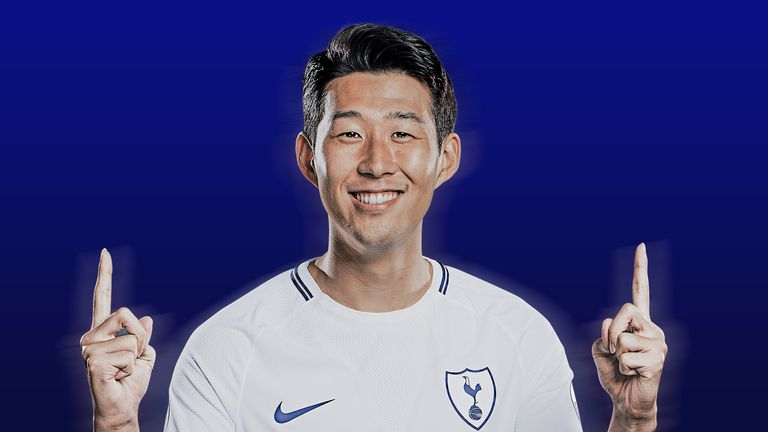 heung min son s consistent form at tottenham in stats football