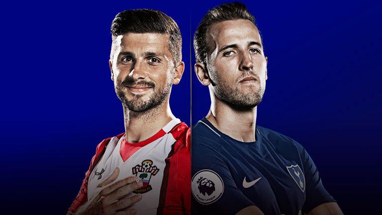 Saints host Spurs on Super Sunday, live on Sky Sports Premier League from 4pm