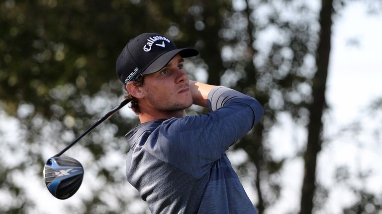 Thomas Pieters will be hosting the tournament in his home country