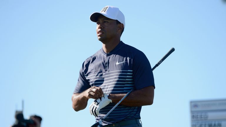 Tiger Woods will be in action at Torrey Pines this weekend