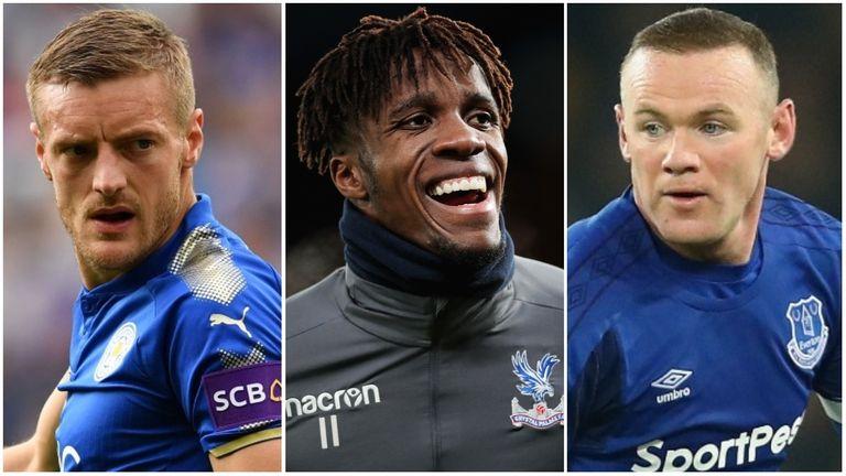 Is Jamie Vardy, Wilfried Zaha or Wayne Rooney the best player outside the top six?