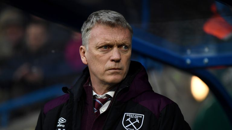 West Ham's form has gradually improved under David Moyes