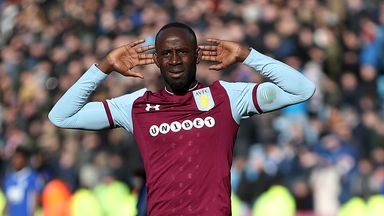 Albert Adomah is set to join Nottingham Forest
