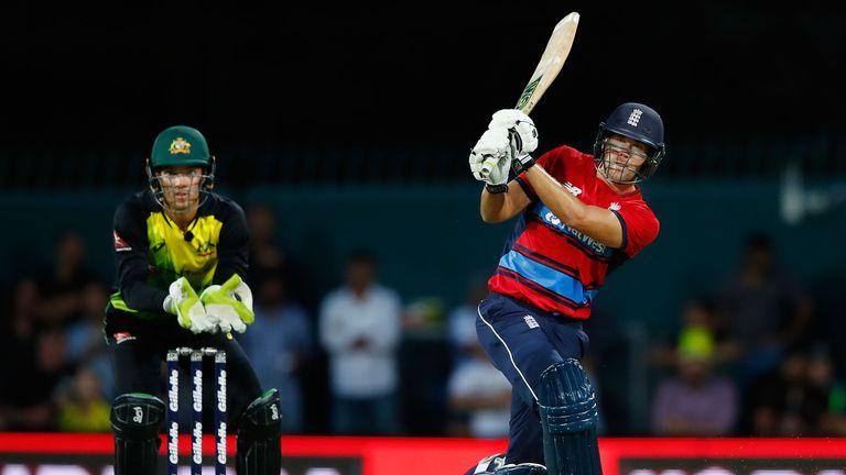 Dawid Malan has played five Twenty20s for England, scoring four fifties