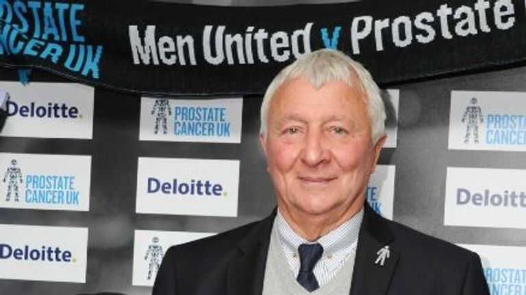 Manchester City legend Mike Summerbee is backing Prostate Cancer UK
