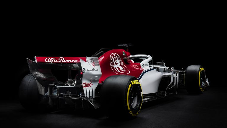 f1 2018 the new cars are launched f1 news. Black Bedroom Furniture Sets. Home Design Ideas