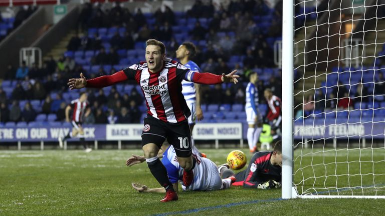 Billy Sharp has hit a rich vein of form