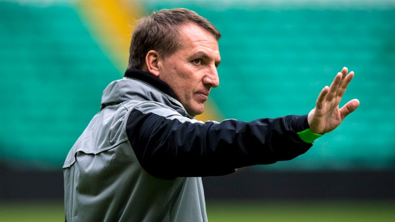 Brendan Rodgers' presence at Celtic makes it 'really difficult' for Rangers to catch them, says David Weir