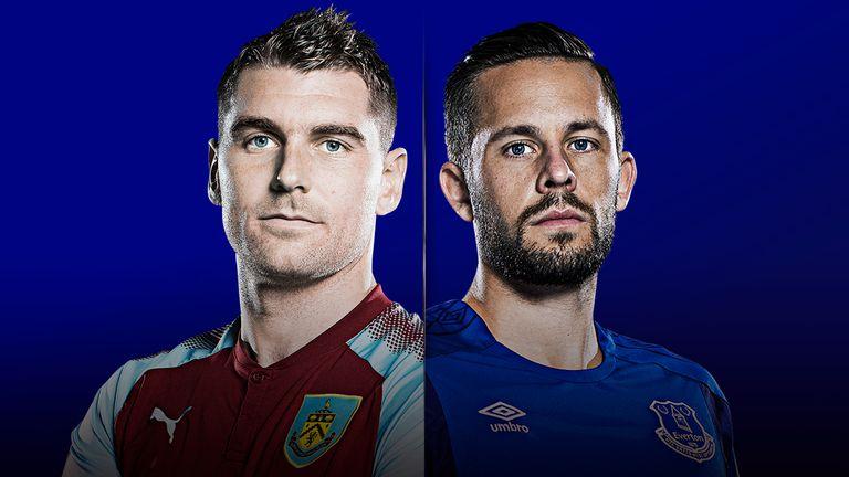 Watch Burnley v Everton live on Sky Sports Premier League