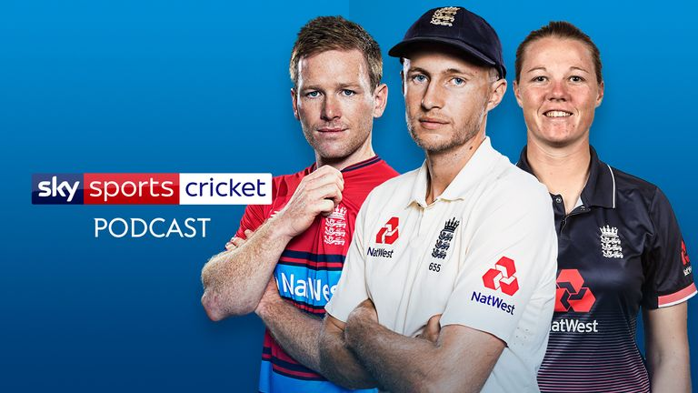 Sky Sports Cricket Podcast: David Lloyd reflects on England's winter