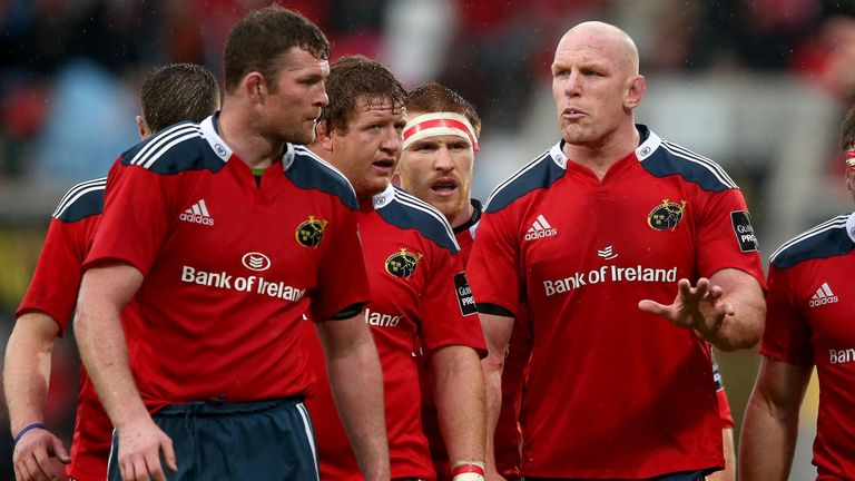 Heading into the 2015 PRO12 final, Ryan had still arranged to retire due to ongoing pain