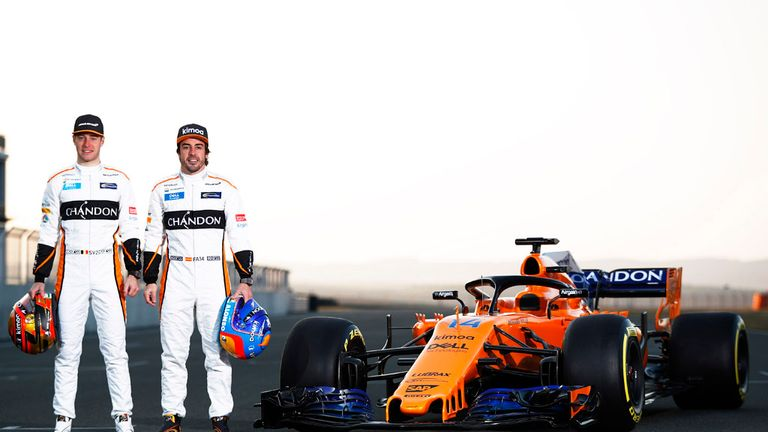 As Expected The Mcl33 Features A Striking New Livery With Mclaren Colour Scheme Reverting To Papaya Orange Of Team S Early Years