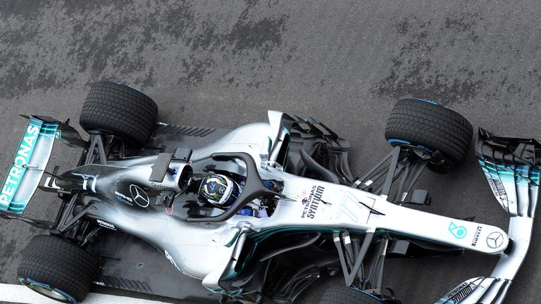 F1 In 2018 Mercedes Reveal The W09 F1 News
