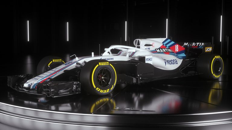 After A Deeply Disointing 2017 Williams New Car Has Undergone More Changes Than Most Between Seasons With The Team Describing Their Charger As