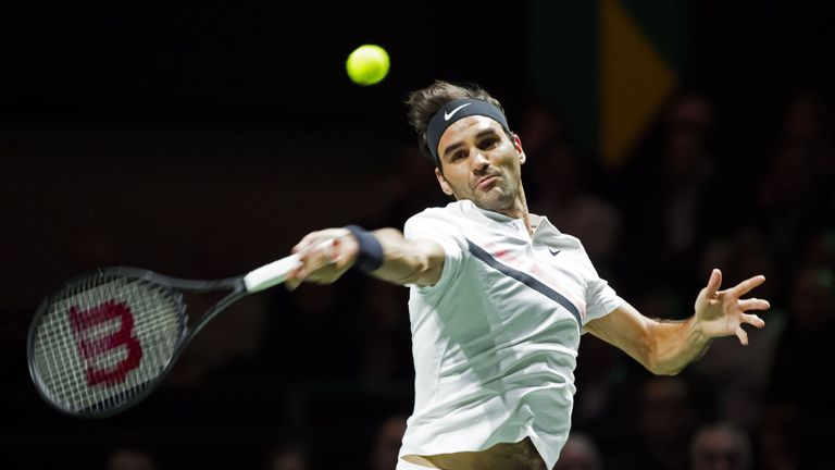 Federer continues to dominate men's tennis late on in his career