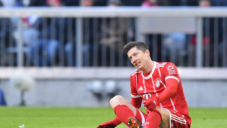 Bayern Munich were held to a goalless draw by Hertha as their 11-game winning run came to an end