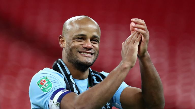 Vincent Kompany wants to City to go and win the league in style
