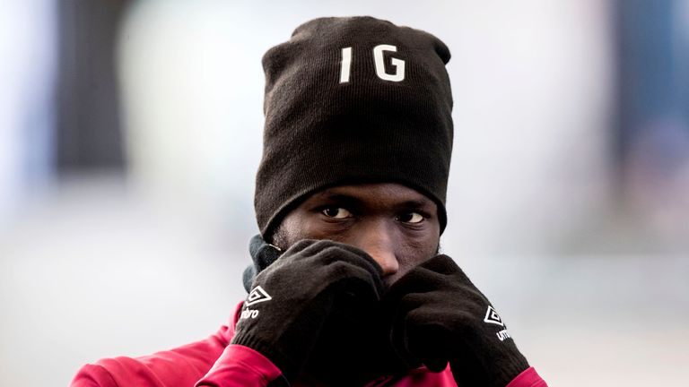 Isma Goncalves alleges he suffered racially-motivated taunts while playing for Hearts