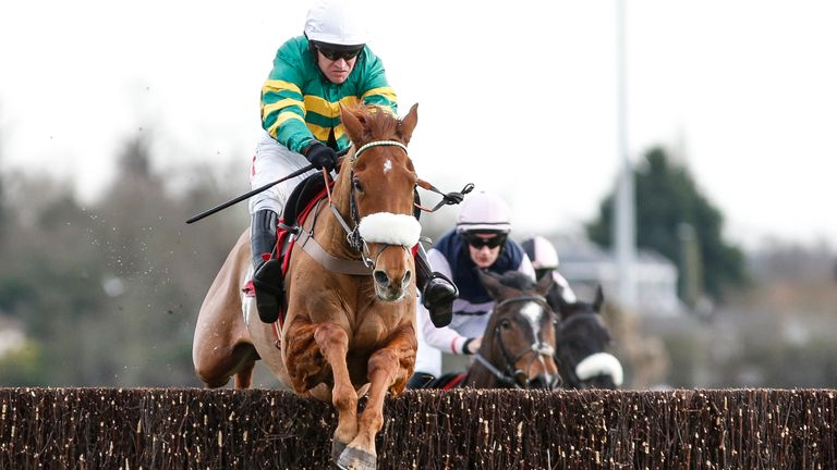 Modus: Being targeted at the JLT Novices' Chase