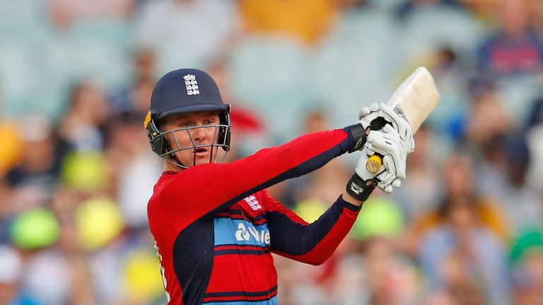 Jason Roy has posted scores of 9 and 8 in the first two T20 Tri-Series matches